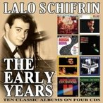 Lalo Schifrin ラロシフリン / Early Years (国内盤仕様輸入盤)(4CD) 輸入盤 〔CD〕