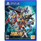 Game Soft (PlayStation 4) / 【PS4】スーパーロボット大戦X  〔GAME〕