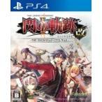 Game Soft (PlayStation 4) / 英雄伝説 閃の軌跡II:改 ‐The Erebonian Civil War‐  〔GAME〕