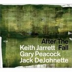 Keith Jarrett/Gary Peacock/Jack Dejohnette / After The Fall:  Live At New Jersey Performing Arts Center,  Newark,  New Jersey 1998 (2CD) ������