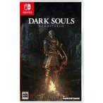 Game Soft (Nintendo Switch) / 【Nintendo Switch】DARK SOULS REMASTERED  〔GAME〕