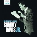Sammy Davis Jr ���ߡ��ǥ��ӥ�����˥� / Milestones Of A Legend (10CD) ͢���� ��CD��