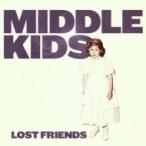 ショッピングmiddle Middle Kids / Lost Friends (カラーヴァイナル仕様 / アナログレコード)  〔LP〕