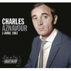 Charles Aznavour �����륢���ʥ֡��� / 3 Avril 1962 ͢���� ��CD��