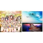 Poppin'party / Roselia / 【バンドリ 2タイトル同時購入特典付】CiRCLING  /  Opera of the wasteland 国内盤 〔CD Maxi〕