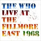 The Who フー / Live At The Fillmore East (2CD) 輸入盤 〔CD〕