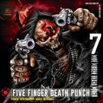Five Finger Death Punch / And Justice For None �ڽ������ס� (+�ܡ��ʥ��ȥ�å�3�'�Ͽ) ������ ��CD��