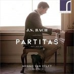 Bach, Johann Sebastian バッハ / 6つのパルティータ メンノ・ファン・デルフト(クラヴィコード)(2CD) 輸入盤