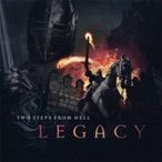 Two Steps From Hell / Legacy ������ ��CD��