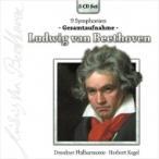 Beethoven ベートーヴェン / 交響曲全集 ヘルベルト・ケーゲル&ドレスデン・フィル(5CD) 輸入盤 〔CD〕