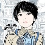 lyrical school / WORLD'S END (カセットテープ)  〔Cassette〕