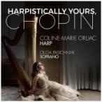 Chopin ショパン / 『ハープで聴くショパン』 コリーヌ=マリー・オルリアック 輸入盤 〔CD〕