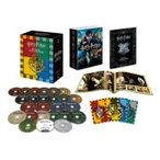 ハリー ポッター コンプリート 8-Film BOX バック トゥ ホグワーツ仕様 ブルーレイ  初回限定生産 24枚組   Blu-ray