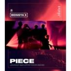 MONSTA X / MONSTA X,  JAPAN 1ST LIVE TOUR 2018 'PIECE' (Blu-ray)  ��BLU-RAY DISC��