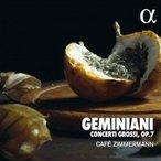 Geminiani �����ߥ˥����� / ���ն��ն� ����7�����ե����ĥ��ޡ��ޥ� ͢���� ��CD��
