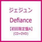 JEJUNG (JYJ) ��������� / Defiance �ڽ������������A�� (CD+DVD)  ��CD Maxi��