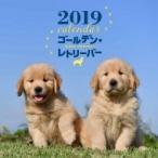 2019年 大判カレンダー ゴールデン・レトリーバー /