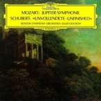Mozart モーツァルト / モーツァルト:交響曲第41番『ジュピター』、シューベルト:交響曲第8番『未完成』 オ