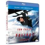 ミッション インポッシブル フォールアウト ブルーレイ DVDセット 初回限定生産  ボーナスブルーレイ付き  Blu-ray