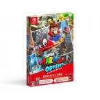 Game Soft (Nintendo Switch) / スーパーマリオ オデッセイ 〜旅のガイドブック付き〜  〔GAME〕