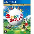 Game Soft (PlayStation 4) / New みんなのGOLF Value Selection  〔GAME〕