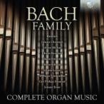 Bach (Family) *cl* / バッハ一族のオルガン曲集 ステファノ・モラルディ、ルカ・スカンダーリ、フィリッポ・ト
