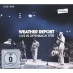 Weather Report ����������ݡ��� / Rockpalast,  Offenbach 1978 (2CD+DVD) ͢���� ��CD��