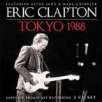 Eric Clapton エリッククラプトン / Tokyo 1988 (2CD) 輸入盤 〔CD〕
