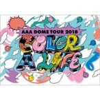 AAA / AAA DOME TOUR 2018 COLOR A LIFE  〔DVD〕