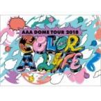 AAA / AAA DOME TOUR 2018 COLOR A LIFE (Blu-ray)  〔BLU-RAY DISC〕