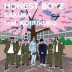 HONEST BOYZ(R)  /  SAKURA feat. KOBUKURO  〔CD Maxi〕