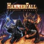 Hammerfall ハンマーフォール / Crimson Thunder   〔LP〕