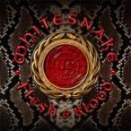 Whitesnake ホワイトスネイク / Flesh  &  Blood 国内盤 〔CD〕