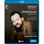 Mahler マーラー / マーラー:交響曲第2番『復活』、ツィンマーマン:トランペット協奏曲 アンドリス・ネル