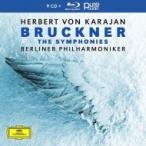 Bruckner ブルックナー / 交響曲全集(第1番〜第9番) ヘルベルト・フォン・カラヤン&ベルリン・フィル(9CD