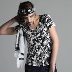 Tシャツ/ゴシック/パンク/DORODORO INC T-SH/NAOTO SEVEN