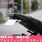 PinkFactory ピンクファクトリーヤマハ MT-09用 フェンダーレスキット YAMAHA 山葉