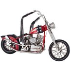 ブリキのおもちゃ B-バイク01(JLM2598-RWB) SIO-B-BAIKU-01