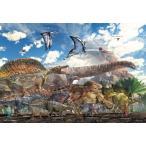 恐竜 恐竜大きさ比べ(40-007)40ピース ビバリー