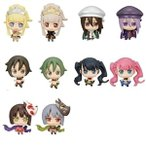 ゲームキャラクターズコレクション ミニ 世界樹の迷宮III 1BOX(12個入り) メガハウス
