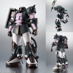 ROBOT魂 〈SIDE MS〉 機動戦士ガンダム MS-06R-1A 高機動型ザクII ver. A.N.I.M.E.〜黒い三連星〜 バンダイ