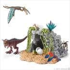 DINOSAURS 42261 恐竜と洞窟セット シュライヒ