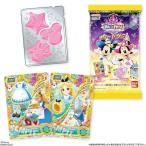 ディズニー マジックキャッスル キラキラシャイニー★スター カードグミ 1BOX(20個入り) バンダイ