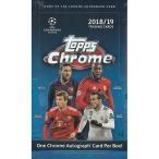 TOPPS UEFA CHAMPIONS LEAGUE CHROME SOCCER ボックス