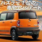 高品質の日本製 ハスラーMR31S カーテンいらず遮光防水プライバシーサンシェード リア用