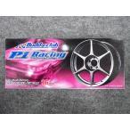 アオシマ 1/24 Sパーツ タイヤ&ホイールシリーズ No.96 16インチ P-1レーシング