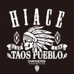 カッティングステッカー トヨタ(TOYOTA)ハイエース HIACE apache 車 カー ステッカー アクセサリー シール ガラス[◆]