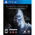 ショッピングmiddle Middle Earth: Shadow of Mordor Game of the Year(輸入版:北米)