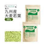 大麦若葉 100% 青汁 500g 九州産 茶製法(国産 粉末 パウダー)