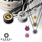 BANDEL バンデル メタリックシリーズ メタルエディション ネックレス METALLIC SERIES METAL EDITION NECKLACE メンズ レディース ユニセックス